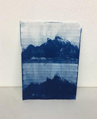 Berg proces, 29,7 x 21 cm