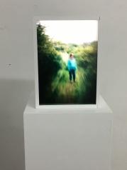 beeld object proces, 29,7 x 21 x 22 cm, mixed media