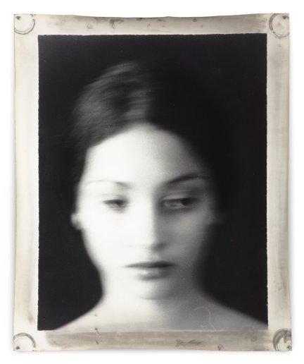 Jeff Cowen, Emmanuelle, gold toned silver print, 2005