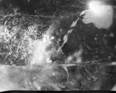 Sigmar Polke, untitled (kristallisation), 1986