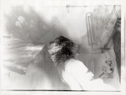 Sigmar Polke, untitled, 1975, gelatin silver print